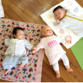 ベビーマッサージ赤ちゃんのイメージ